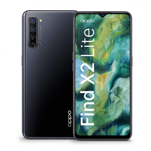 OPPO Find X2 Lite 5G Dual-SIM 128GB 8GB RAM (Fekete)