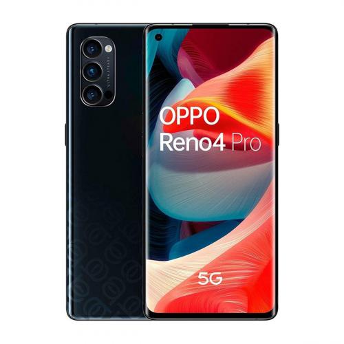 OPPO Reno4 Pro 5G Dual-SIM 256GB 12GB RAM (Fekete)
