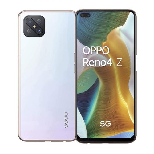 OPPO Reno4 Z 5G Dual-SIM 128GB 8GB RAM (Fehér)