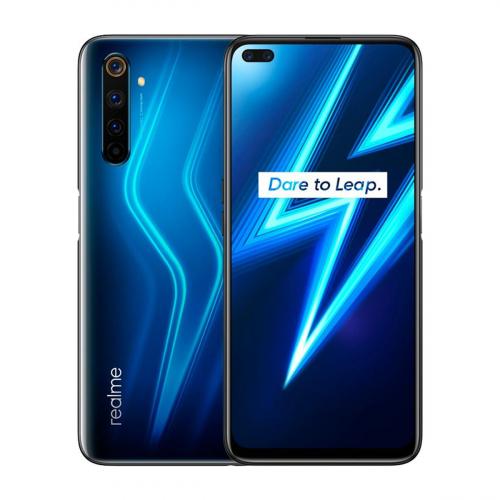 Realme 6 Pro Dual-SIM 128GB 6GB RAM (Kék)