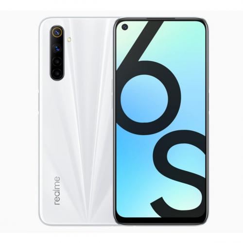 Realme 6s Dual-SIM 64GB 4GB RAM (Fehér)