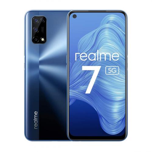 Realme 7 5G Dual-SIM 128GB 6GB RAM (Kék)