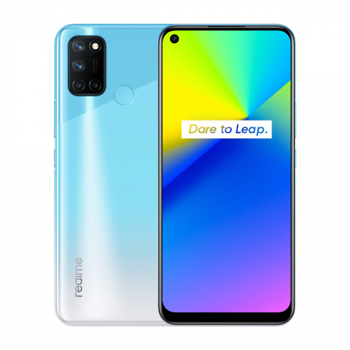 Realme 7i Dual-SIM 64GB 4GB RAM (Kék)