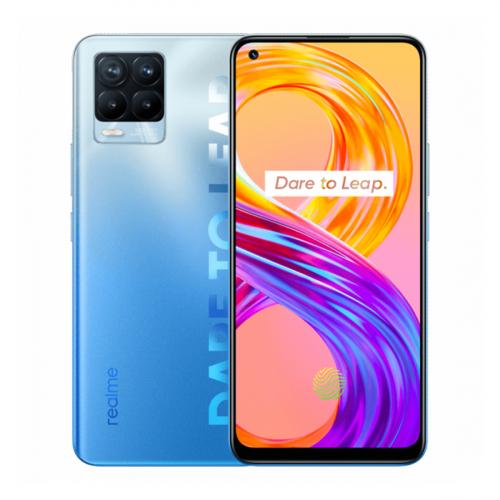 Realme 8 Pro Dual-SIM 128GB 8GB RAM (Kék)