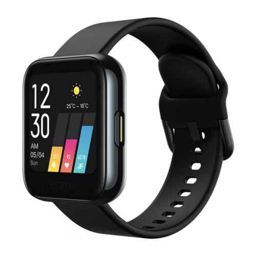 Realme Watch 1 (Fekete) Gyártói Garancia