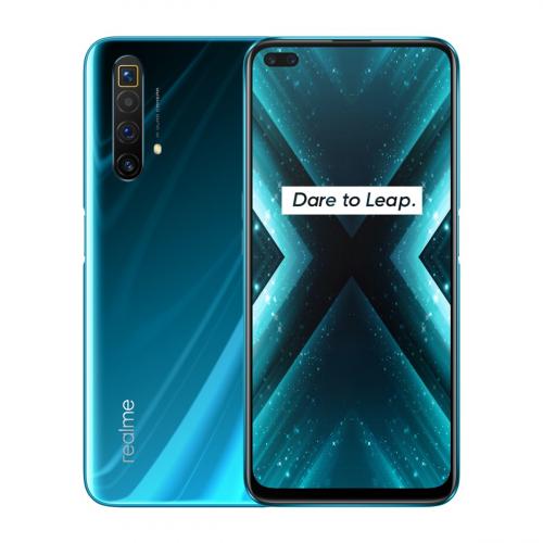 Realme X3 SuperZoom Dual-SIM 256GB 12GB RAM (Kék)