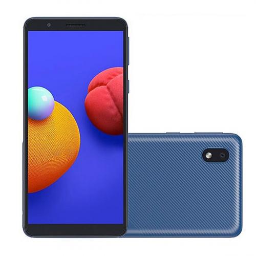 Samsung A013F Galaxy A01 Core Dual-SIM 32GB 2GB RAM (Kék)