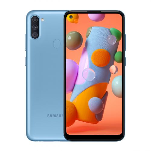 Samsung A115F Galaxy A11 Dual-SIM 32GB 2GB RAM (Kék)