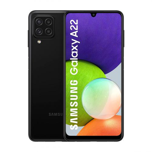 Samsung A225F Galaxy A22 Dual-SIM 128GB 4GB RAM (Fekete)