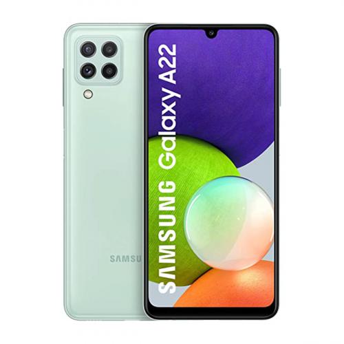 Samsung A225F Galaxy A22 Dual-SIM 64GB 4GB RAM (Zöld)