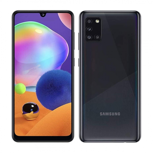 Samsung A315F Galaxy A31 Dual-SIM 64GB 4GB RAM (Fekete)