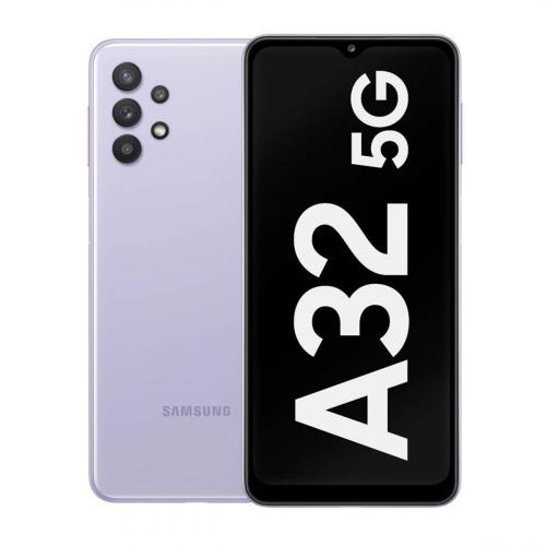 Samsung A326B Galaxy A32 5G Dual-SIM 128GB 6GB RAM (Lila)