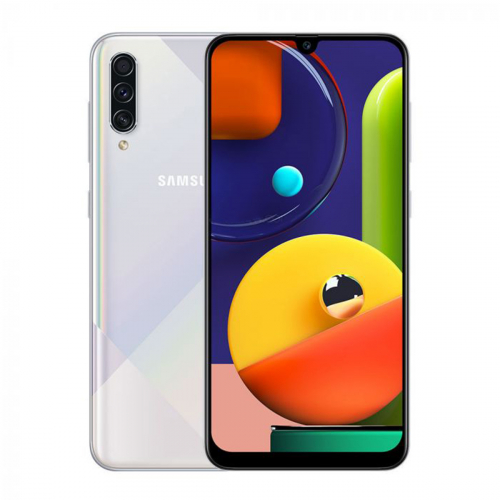 Samsung A507F Galaxy A50s Dual-SIM 128GB 4GB RAM (Fehér)