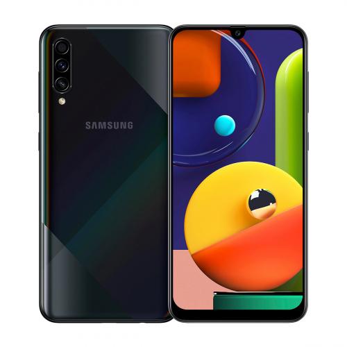 Samsung A507F Galaxy A50s Dual-SIM 128GB 4GB RAM (Fekete)