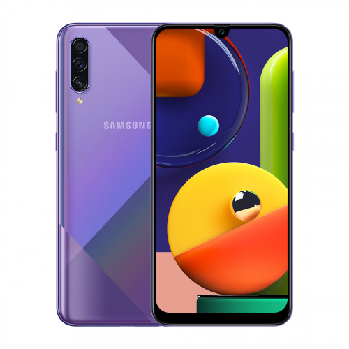 Samsung A507F Galaxy A50s Dual-SIM 128GB 4GB RAM (Lila)