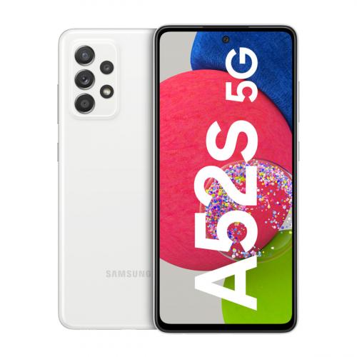 Samsung A528B Galaxy A52s 5G Dual-SIM 256GB 8GB RAM (Fehér)