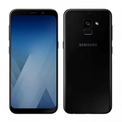 Samsung A530F Galaxy A8 (2018) 32GB 4GB RAM (Fekete)