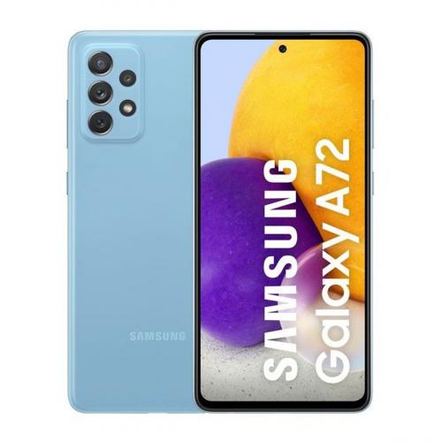 Samsung A725F Galaxy A72 Dual-SIM 128GB 6GB RAM (Kék)