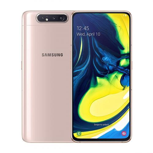 Samsung A805F Galaxy A80 Dual-SIM 128GB 8GB RAM (Arany)