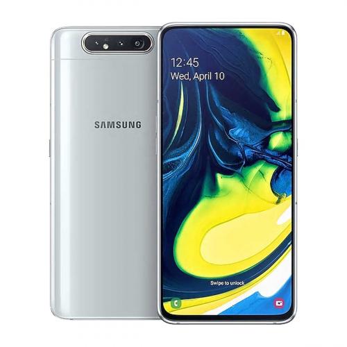 Samsung A805F Galaxy A80 Dual-SIM 128GB 8GB RAM (Fehér)