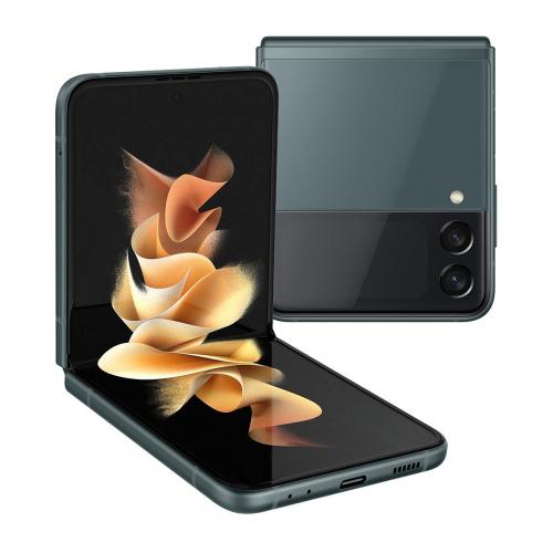 Samsung F711B Galaxy Z Flip3 5G Dual-SIM 256GB 8GB RAM (Zöld)