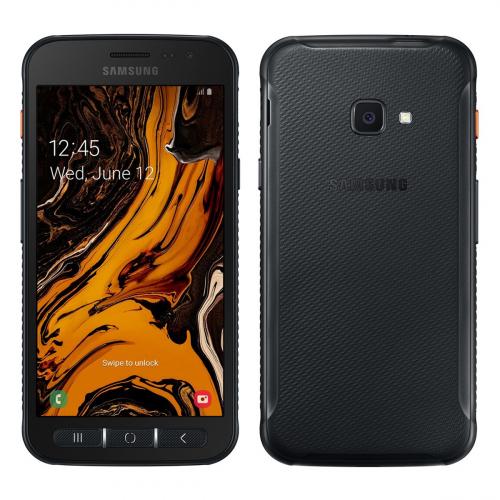 Samsung G398F Galaxy XCover 4s Dual-SIM 32GB 3GB RAM (Fekete)