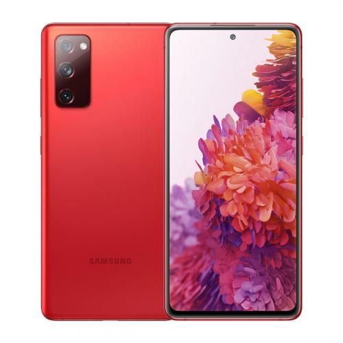 Samsung G781B Galaxy S20 FE 5G Dual-SIM 256GB 8GB RAM (Piros)