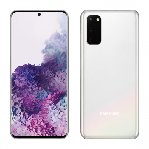 Samsung G981B Galaxy S20 5G Dual-SIM 128GB 12GB RAM (Fehér)
