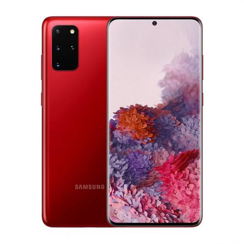 Samsung G985F Galaxy S20+ LTE Dual-SIM 128GB 8GB RAM (Piros)