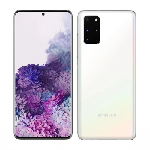 Samsung G986B Galaxy S20+ 5G Dual-SIM 128GB 12GB RAM (Fehér)