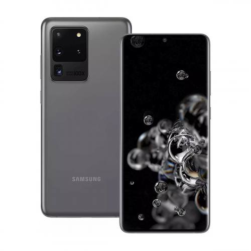 Samsung G988B Galaxy S20 Ultra 5G Dual-SIM 128GB 12GB RAM (Szürke)