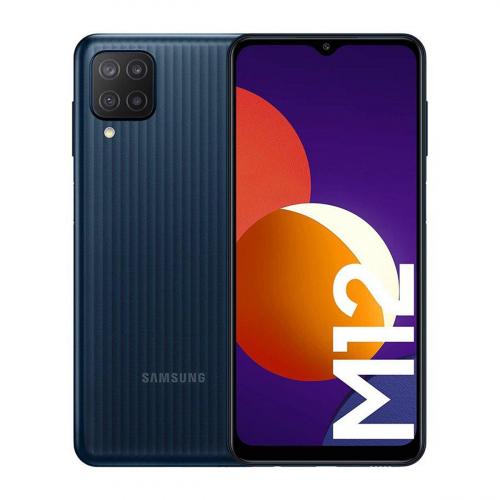 Samsung M127F Galaxy M12 Dual-SIM 32GB 3GB RAM (Fekete)