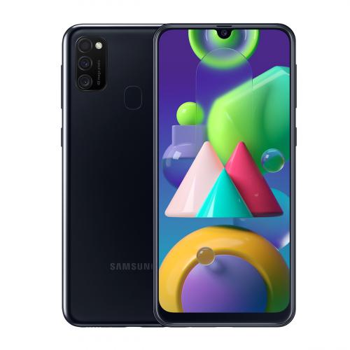 Samsung M215F Galaxy M21 Dual-SIM 64GB 4GB RAM (Fekete)