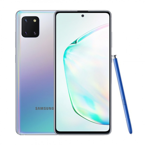 Samsung N770F Galaxy Note 10 Lite Dual-SIM 128GB 8GB RAM (Kék-Lila Átmenetes)