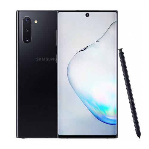 Samsung N970F Galaxy Note 10 Dual-SIM 256GB 8GB RAM (Fekete)