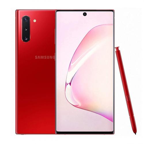 Samsung N970F Galaxy Note 10 Dual-SIM 256GB 8GB RAM (Piros)