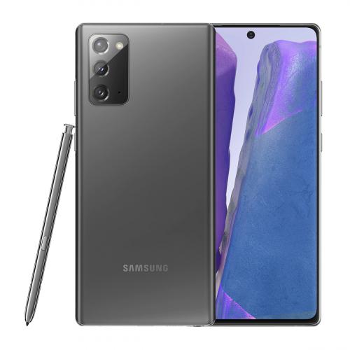 Samsung N980F Galaxy Note 20 LTE Dual-SIM 256GB 8GB RAM (Szürke) Gyártói Garancia