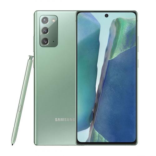 Samsung N981B Galaxy Note 20 5G Dual-SIM 256GB 8GB RAM (Zöld)