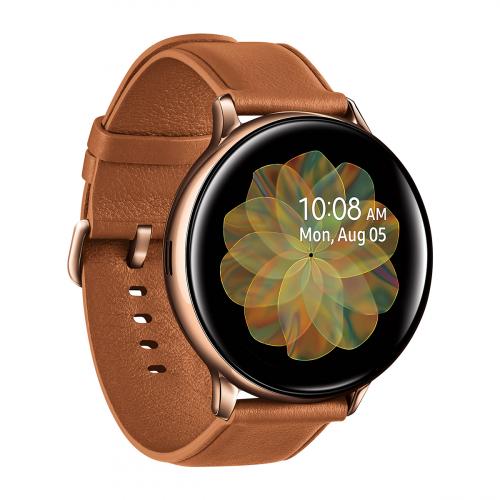 Samsung R820 Galaxy Watch Active 2 44mm Rozsdamentes Acél (Arany)