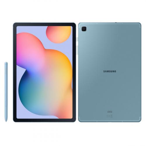 Samsung SM-P615 Galaxy Tab S6 Lite 10.4'' Wi-Fi + 4G 64GB 4GB RAM (Kék)