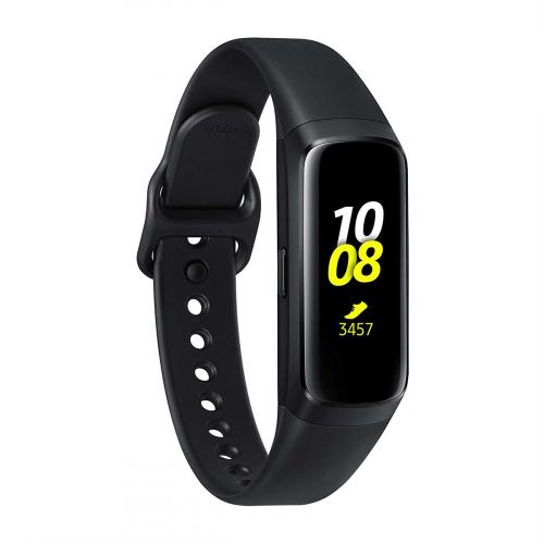 Samsung SM-R370 Galaxy Fit (Fekete)