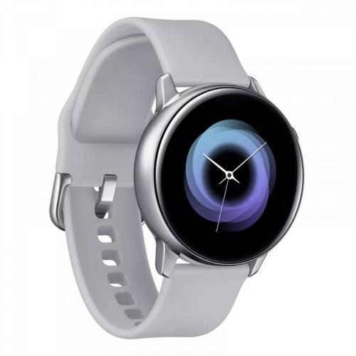 Samsung SM-R500 Galaxy Watch Active 40mm (Ezüst)