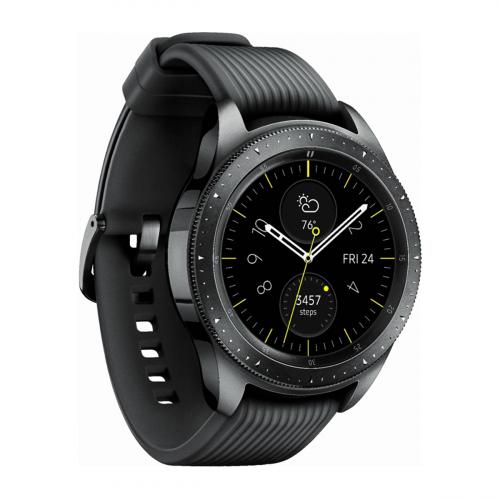 Samsung SM-R810 Galaxy Watch 42mm (Fekete)