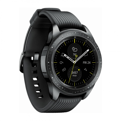 Samsung SM-R810 Galaxy Watch 42mm (Fekete)