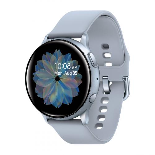 Samsung SM-R820 Galaxy Watch Active 2 44mm (Ezüst) Gyártói Garancia