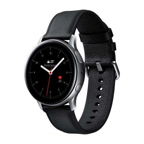 Samsung SM-R830S Galaxy Watch Active 2 40mm Rozsdamentes Acél (Ezüst)