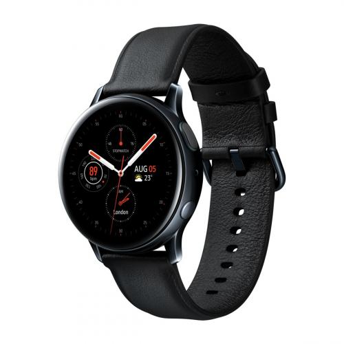 Samsung SM-R830S Galaxy Watch Active 2 40mm Rozsdamentes Acél (Fekete)