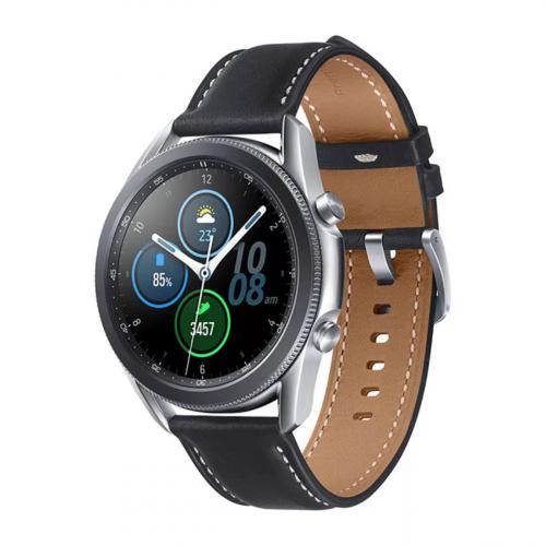 Samsung SM-R840 Galaxy Watch 3 45mm (Ezüst) Gyártói Garancia