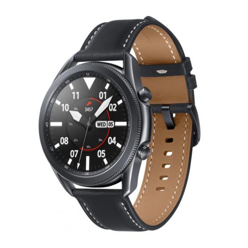 Samsung SM-R840 Galaxy Watch 3 45mm (Fekete) Gyártói Garancia