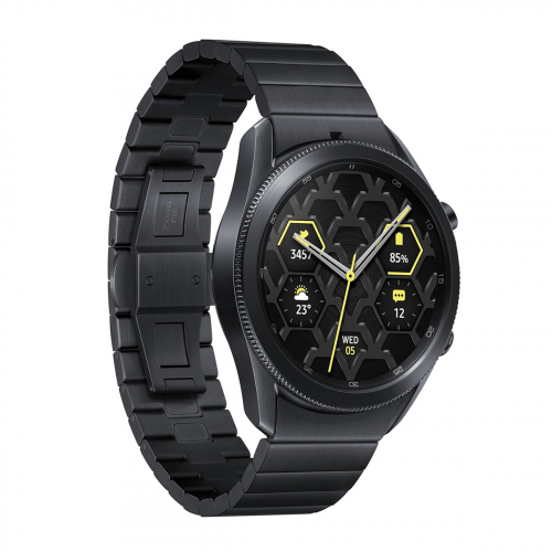 Samsung SM-R840 Galaxy Watch 3 45mm (Titánium Szürke)